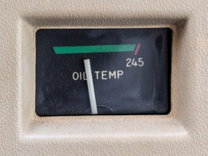 Öltemperatur / Oil temperature